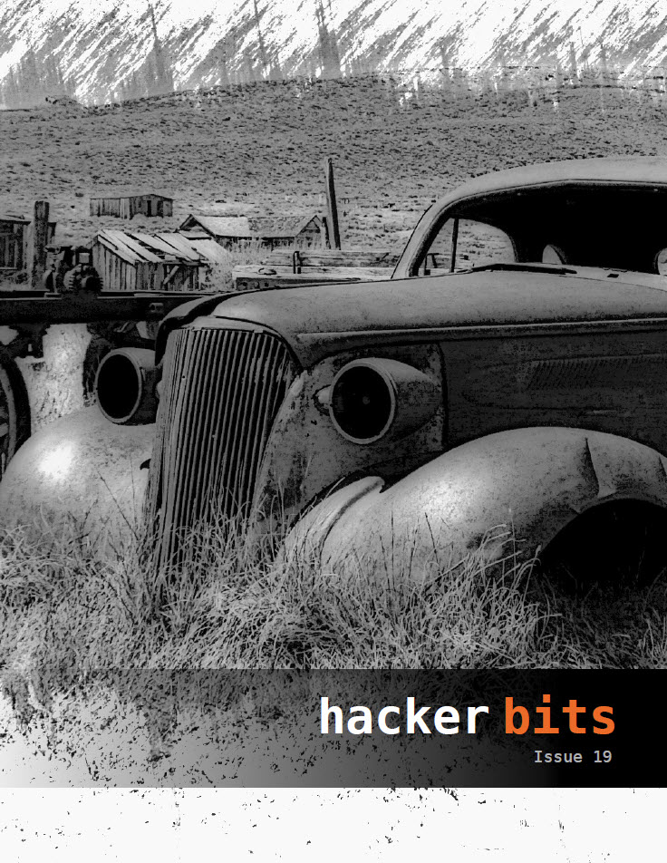 Hacker Bits Cover, Issue 19