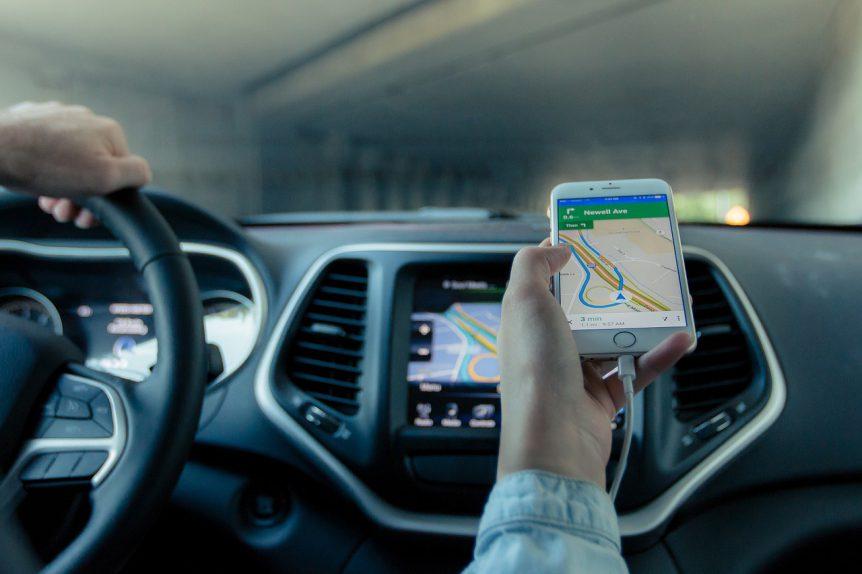 Phone Drive Navigation