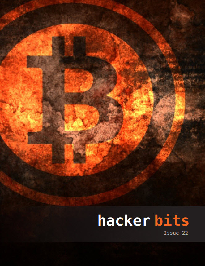 Hacker Bits Cover, Issue 22