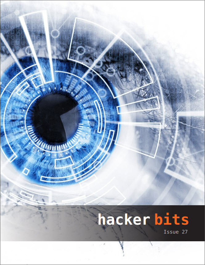 Hacker Bits Cover, Issue 27