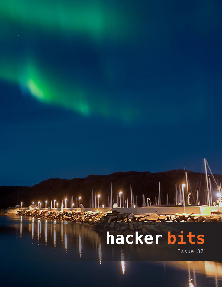 Hacker Bits Cover, Issue 37