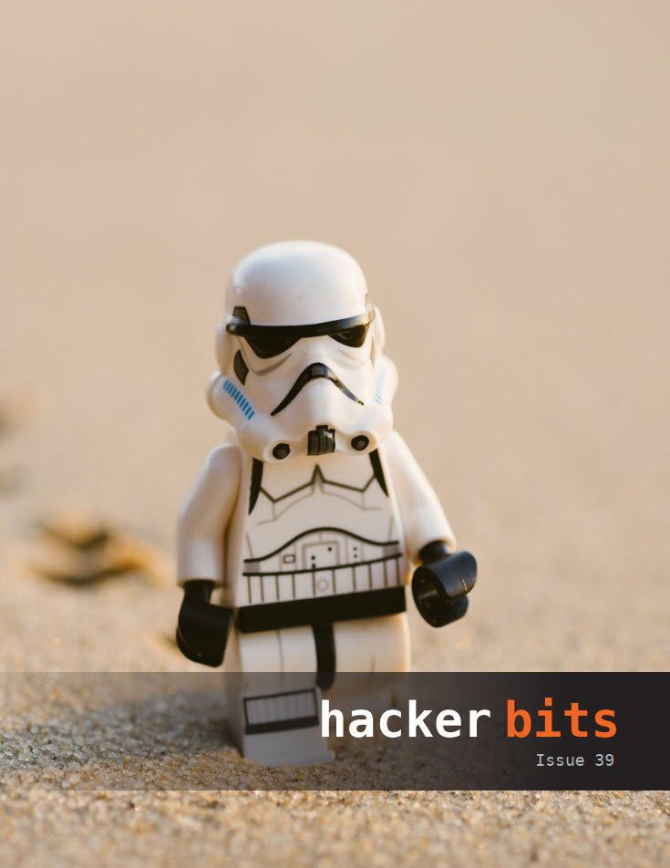 Hacker Bits Cover, Issue 39