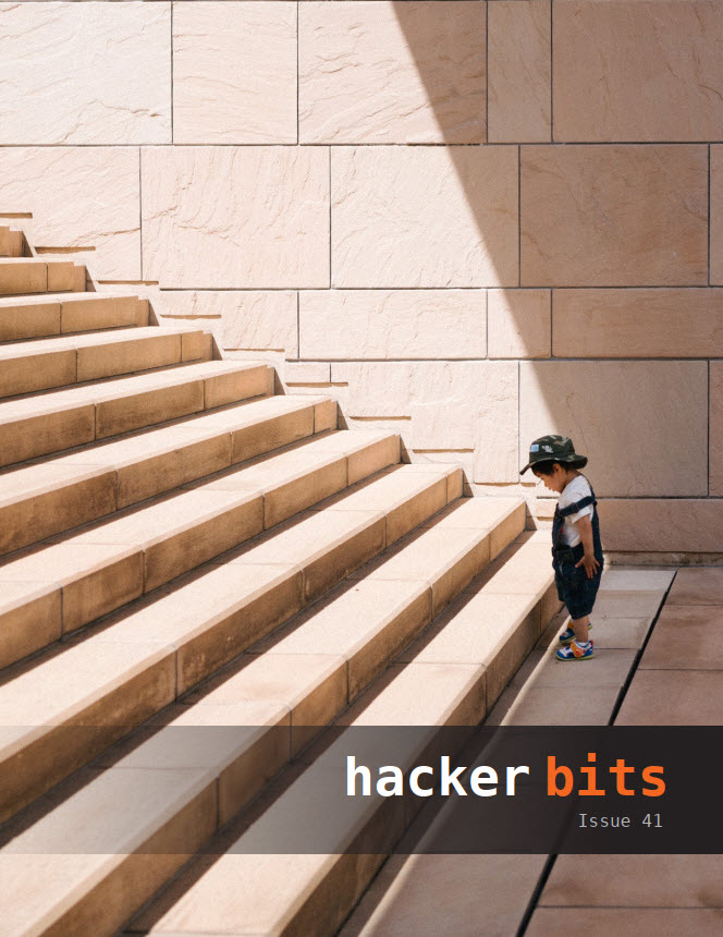 Hacker Bits Cover, Issue 41