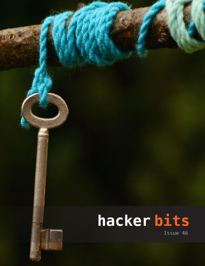 Hacker Bits Cover, Issue 46