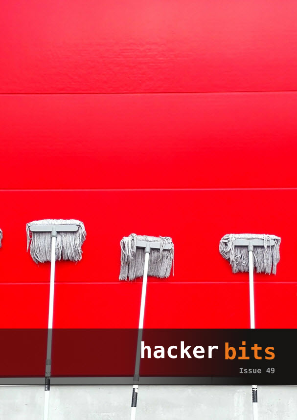 Hacker Bits Cover, Issue 49