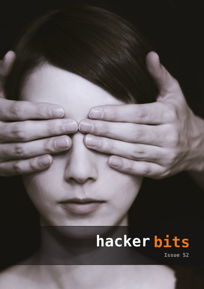 Hacker Bits Cover, Issue 52