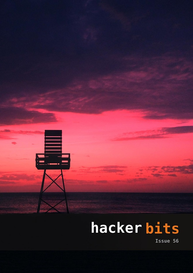 Hacker Bits Cover, Issue 56
