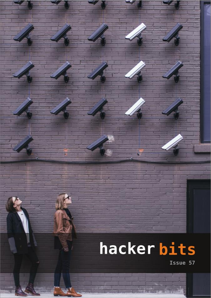 Hacker Bits Cover, Issue 57