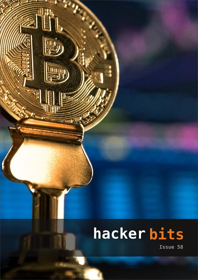 Hacker Bits Cover, Issue 58