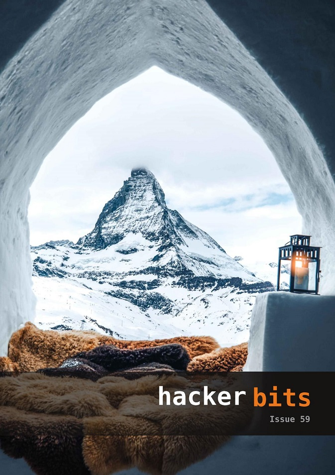 Hacker Bits Cover, Issue 59