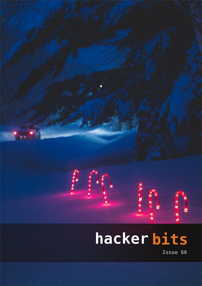 Hacker Bits Cover, Issue 60