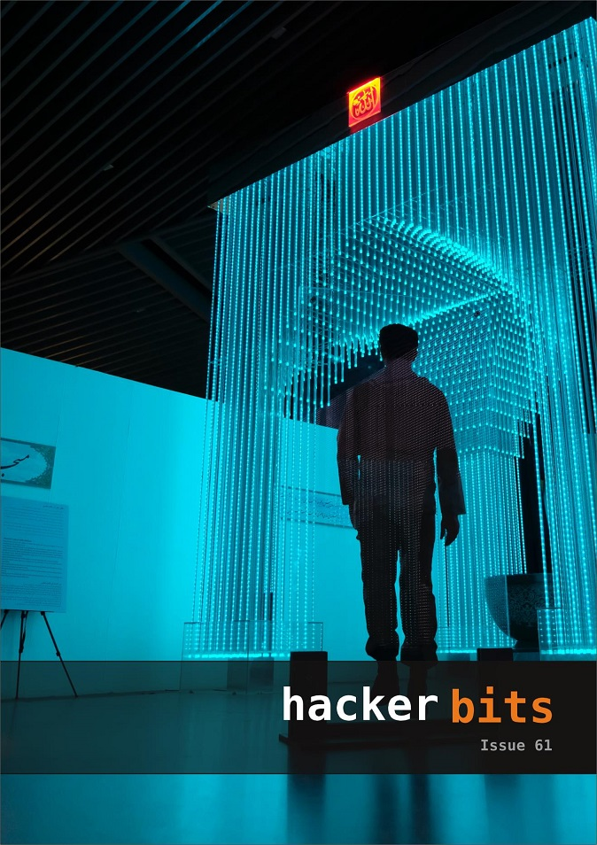 Hacker Bits Cover, Issue 61