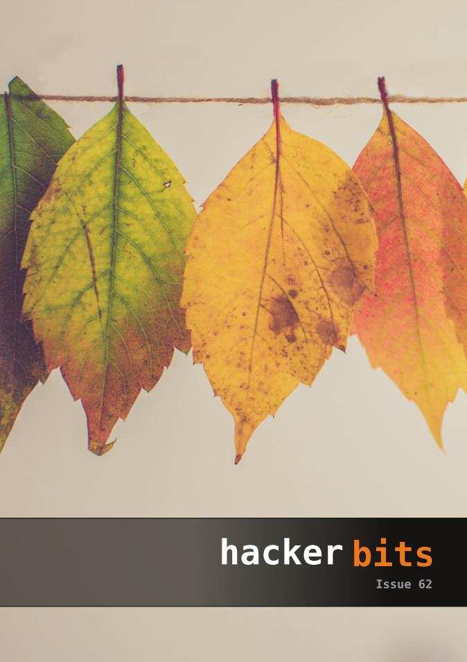 Hacker Bits Cover, Issue 62