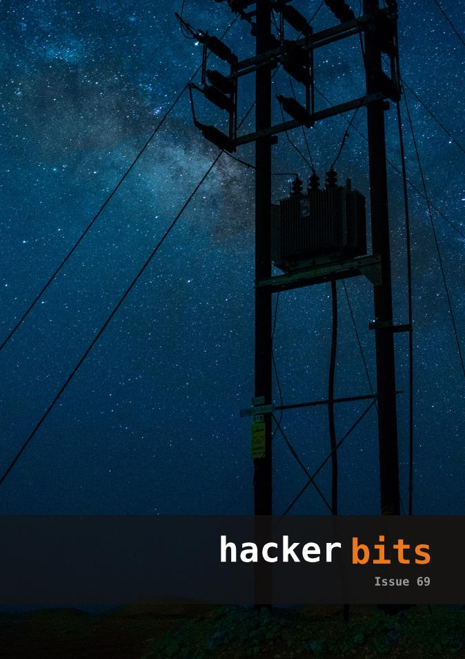 Hacker Bits Cover, Issue 69